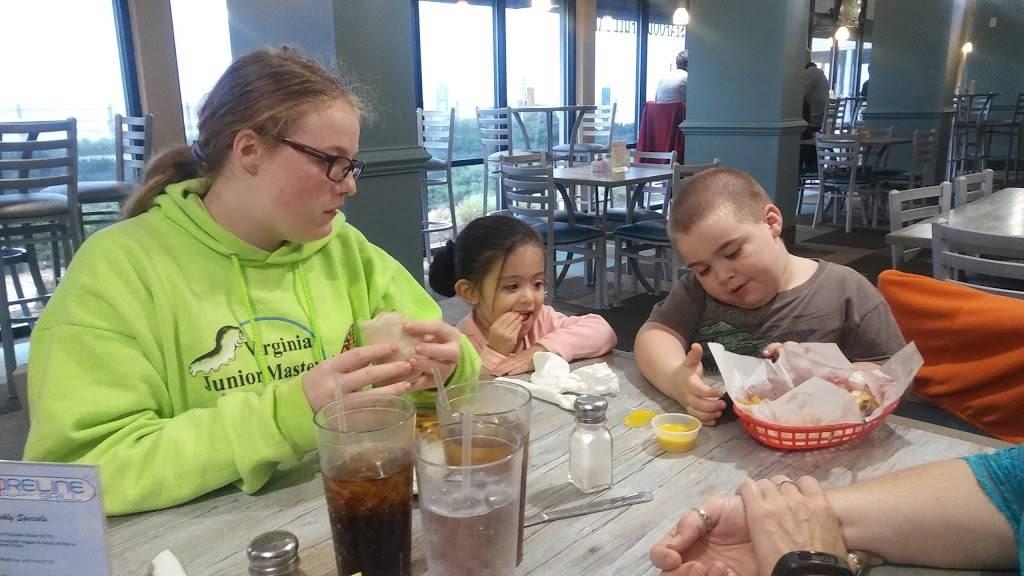 Shoreline Grill - restaurant  | Photo 3 of 10 | Address: 2809 Atlantic Ave, Virginia Beach, VA 23451, USA | Phone: (757) 531-7587