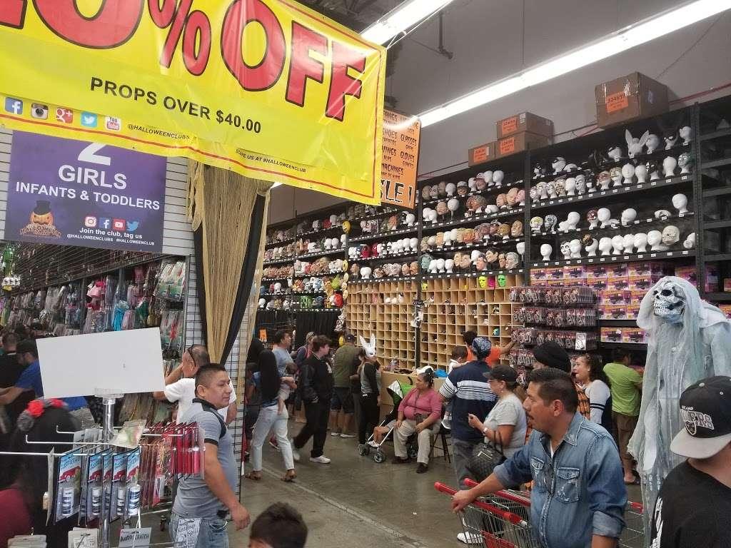 Halloween Club - home goods store  | Photo 10 of 10 | Address: 7107 Telegraph Rd, Montebello, CA 90640, USA | Phone: (323) 726-2226
