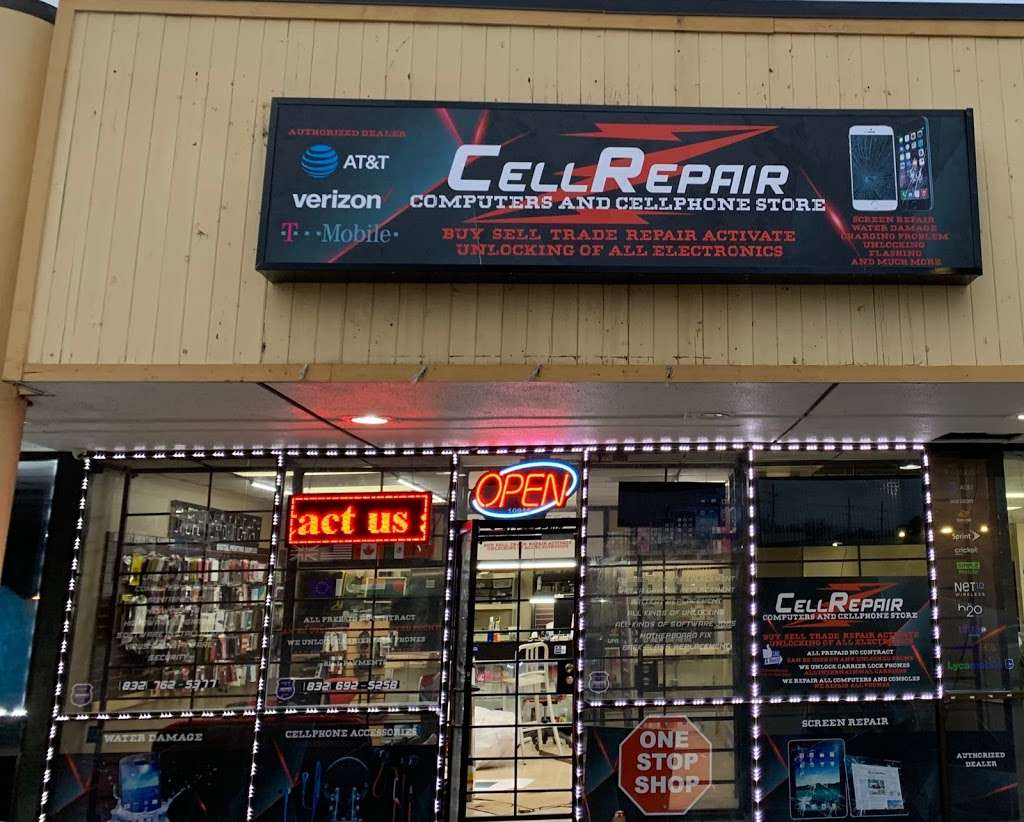 Cell Repair - electronics store  | Photo 4 of 10 | Address: 10916 W Bellfort Blvd, Houston, TX 77099, USA | Phone: (832) 692-5258