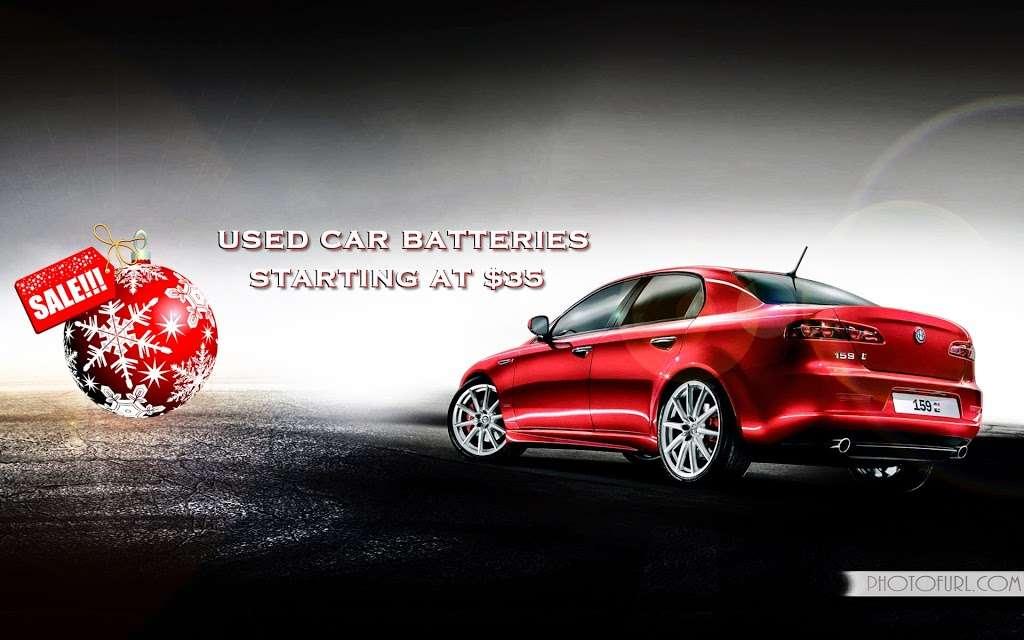 AMF $35 CAR BATTERIES - car repair  | Photo 10 of 10 | Address: 2412 Elizabeth Ln, Seagoville, TX 75159, USA | Phone: (214) 884-6418