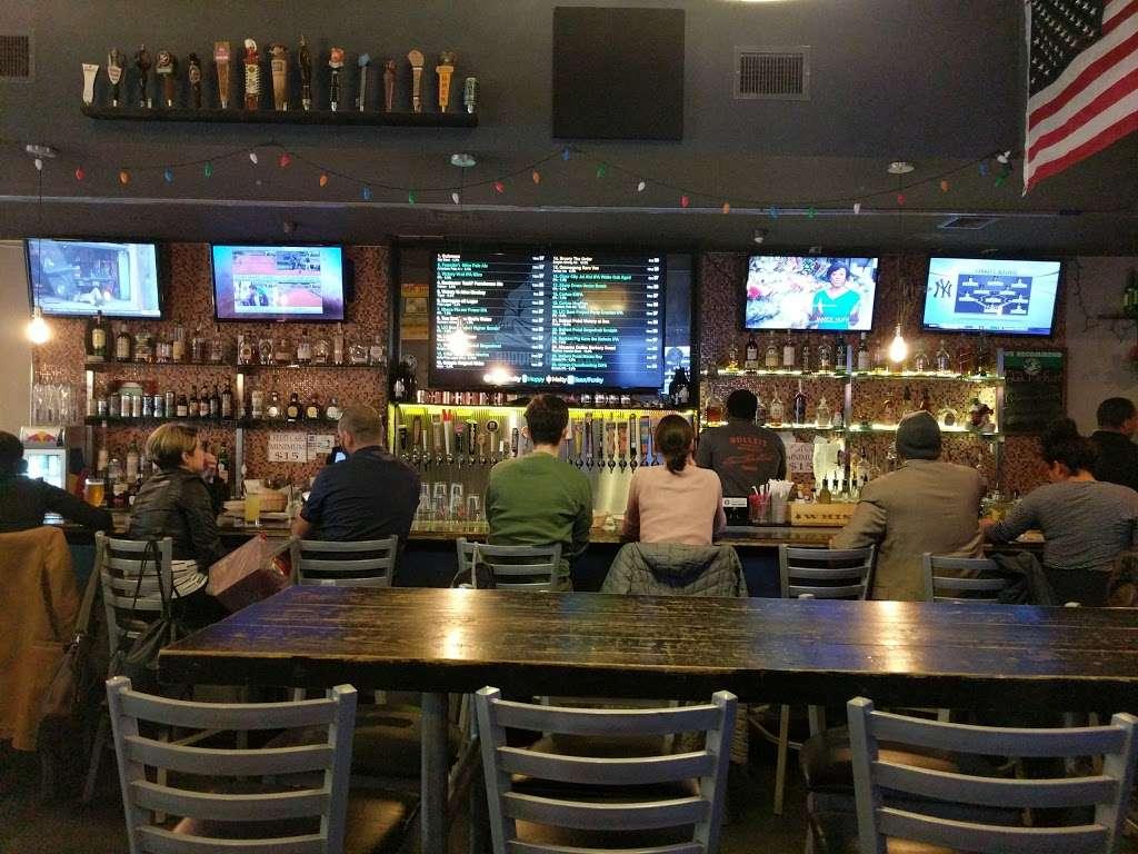 Buddha Beer Bar - restaurant    Photo 6 of 10   Address: 4476 Broadway, New York, NY 10040, USA   Phone: (646) 861-2595