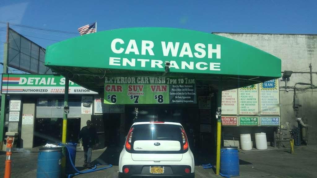 River Gas & Wash Corporation - car wash  | Photo 1 of 1 | Address: 101 E 149th St, Bronx, NY 10451, USA | Phone: (718) 585-2471