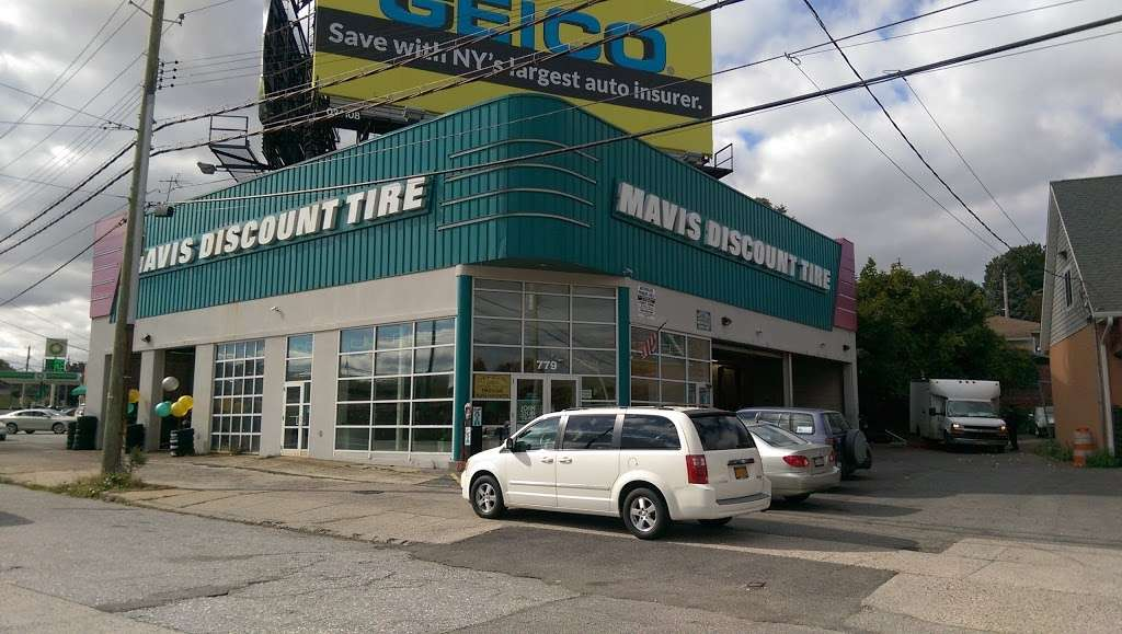 Mavis Discount Tire - car repair  | Photo 4 of 10 | Address: 779 Central Park Ave, South Dr, Yonkers, NY 10704, USA | Phone: (914) 966-3400