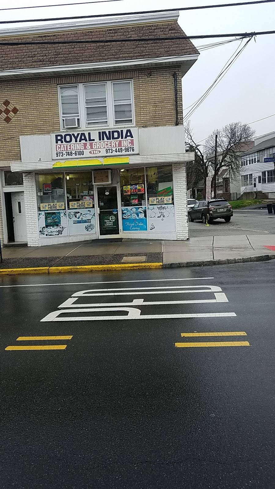 Royal India Catering & Grocery Inc - meal takeaway  | Photo 2 of 3 | Address: 116 Broughton Ave, Bloomfield, NJ 07003, USA | Phone: (973) 860-7450