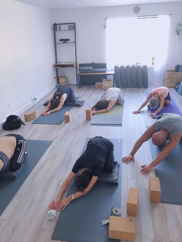 Nkisoy Yoga - gym  | Photo 8 of 10 | Address: 2000 Bigler St 2nd floor, Fort Lee, NJ 07024, USA | Phone: (856) 373-8612