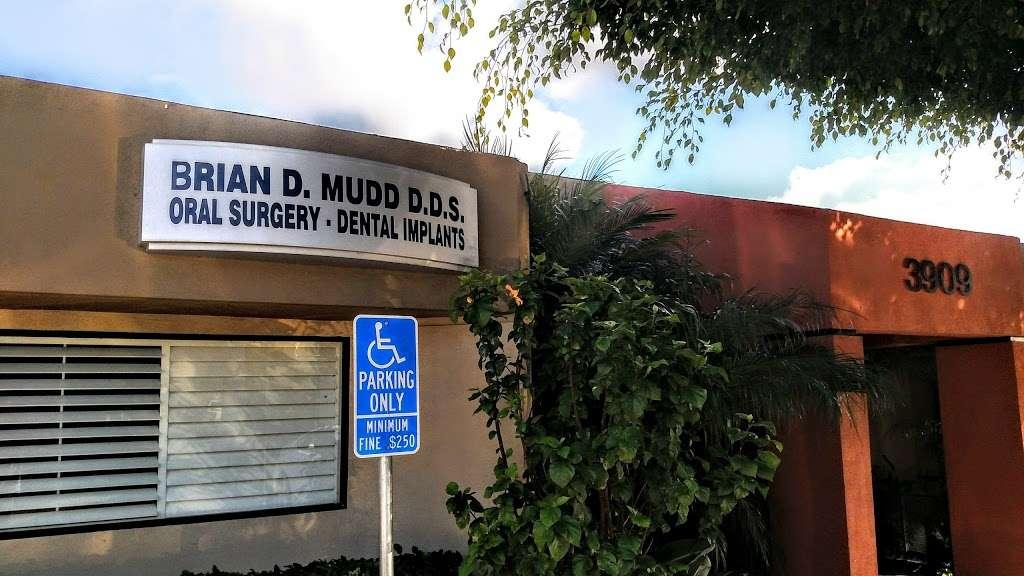 Brian D Mudd D.D.S. Oral Surgery, Dental Implants - dentist  | Photo 1 of 1 | Address: 4455, 3909 Waring Rd # D, Oceanside, CA 92056, USA | Phone: (760) 945-9011