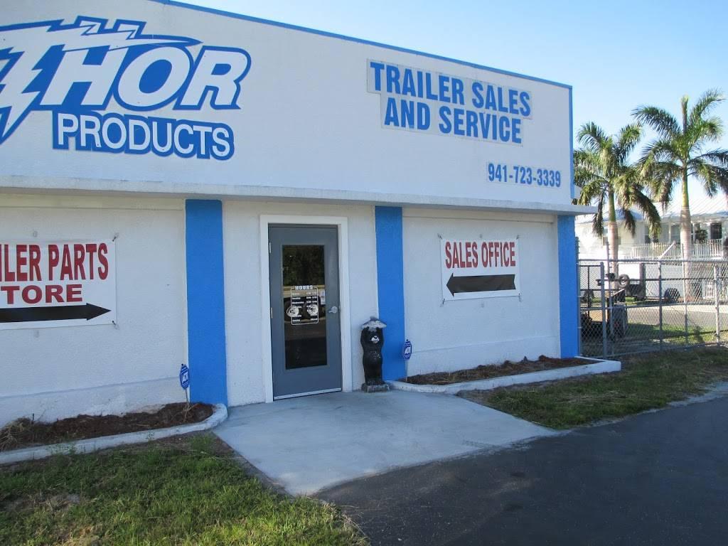 Thor Products - car repair  | Photo 5 of 9 | Address: 4803 US-41, Palmetto, FL 34221, USA | Phone: (941) 723-3339