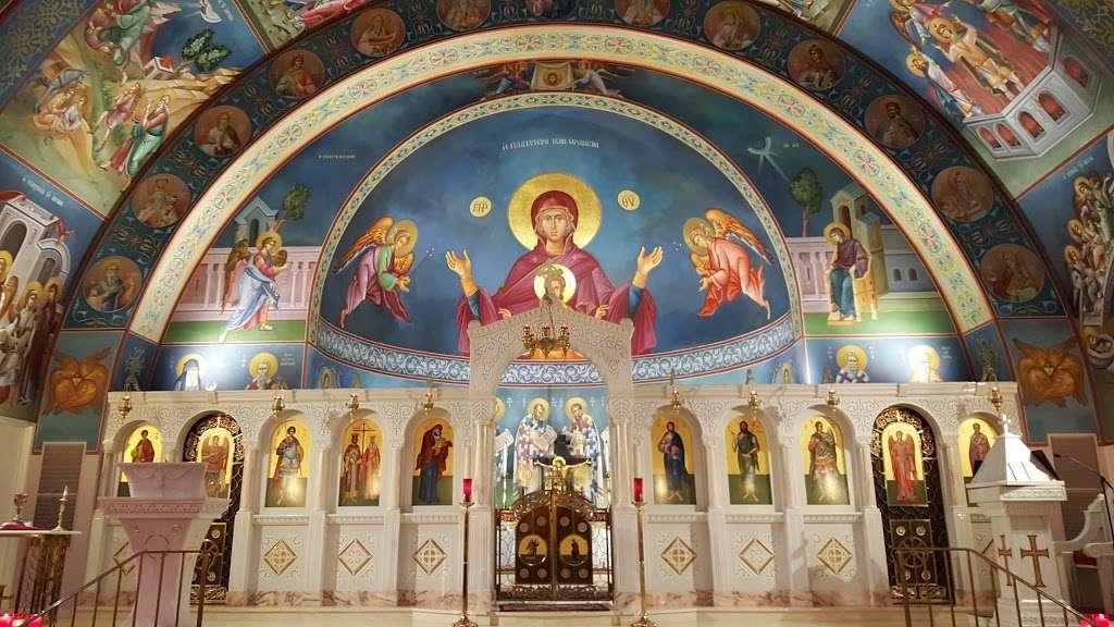 Sts. Constantine & Helen Greek Orthodox Church - church  | Photo 3 of 10 | Address: 2747 Riva Rd, Annapolis, MD 21401, USA | Phone: (410) 573-2072