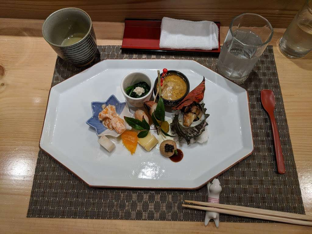 Shunji Japanese Cuisine - restaurant    Photo 5 of 10   Address: 12244 Pico Blvd, Los Angeles, CA 90064, USA   Phone: (310) 826-4737