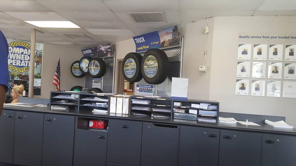 Goodyear Auto Service - car repair    Photo 2 of 5   Address: 9001 S Dixie Hwy, Miami, FL 33156, USA   Phone: (305) 667-7575