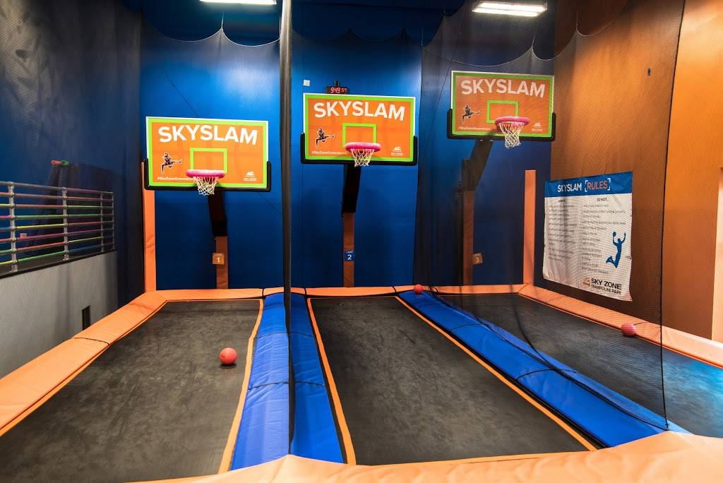 Sky Zone Trampoline Park - amusement park  | Photo 1 of 10 | Address: 1572-A, Highwoods Blvd, Greensboro, NC 27410, USA | Phone: (336) 550-1800