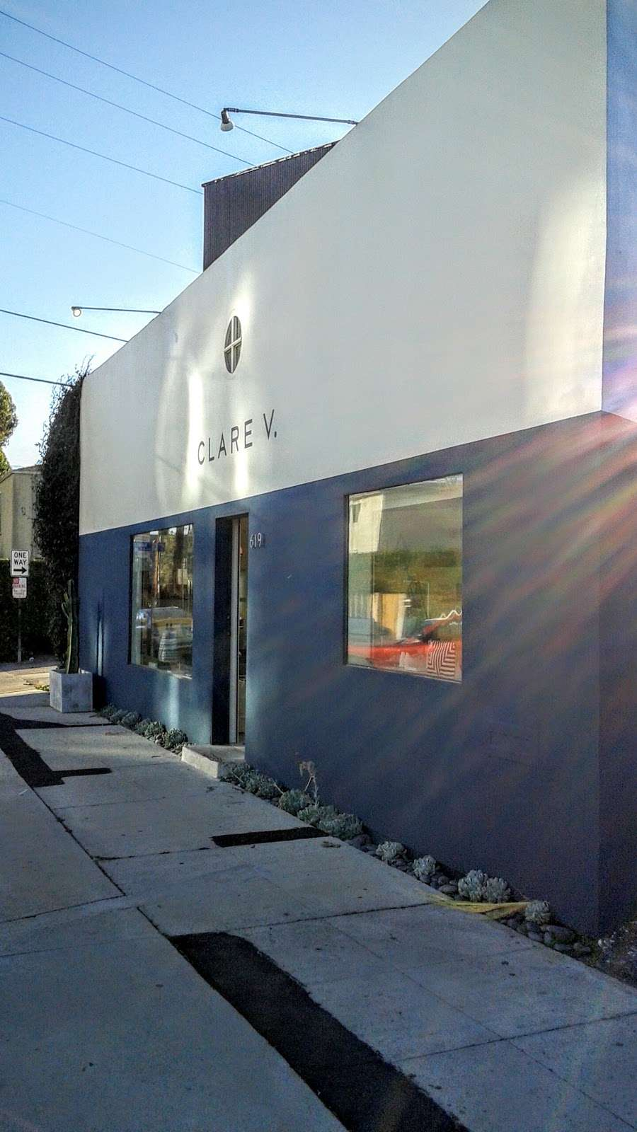Clare V. - store  | Photo 1 of 2 | Address: 619 N Croft Ave, West Hollywood, CA 90048, USA | Phone: (323) 592-3115