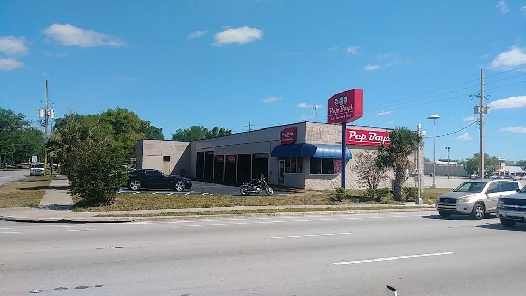 Pep Boys Auto Service & Tire - Formerly Just Brakes - car repair  | Photo 2 of 10 | Address: 3327 W Colonial Dr, Orlando, FL 32808, USA | Phone: (407) 521-8111