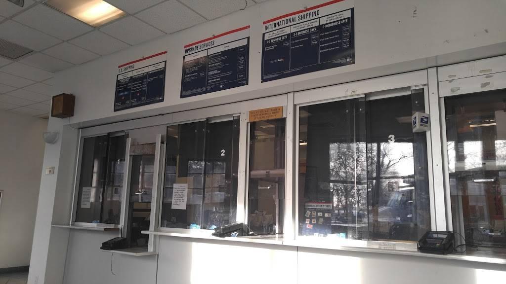 United States Postal Service - post office    Photo 6 of 10   Address: 99 Macombs Pl, New York, NY 10039, USA   Phone: (800) 275-8777