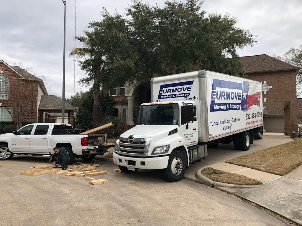 Eurmove - moving company  | Photo 5 of 10 | Address: 3880 Greenhouse Rd W-1, Houston, TX 77084, USA | Phone: (281) 988-9700