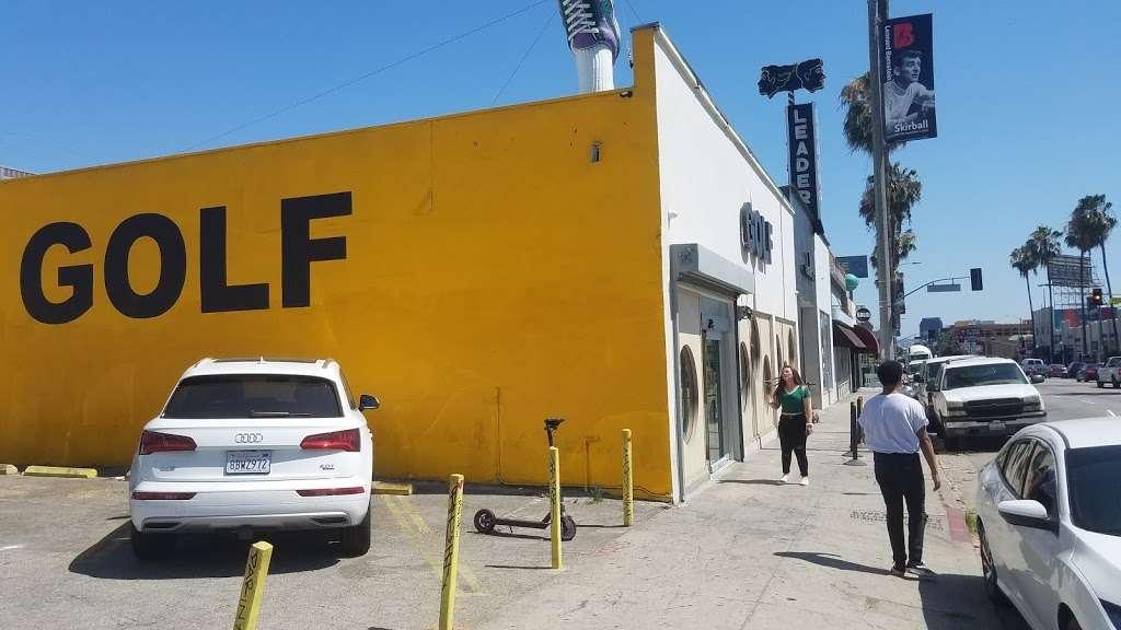 GOLF WANG - clothing store  | Photo 7 of 10 | Address: 350 N Fairfax Ave, Los Angeles, CA 90036, USA