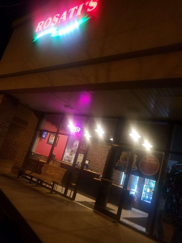 Rosatis Pizza - restaurant  | Photo 4 of 4 | Address: 177 N Neltnor Blvd, West Chicago, IL 60185, USA | Phone: (630) 876-0606