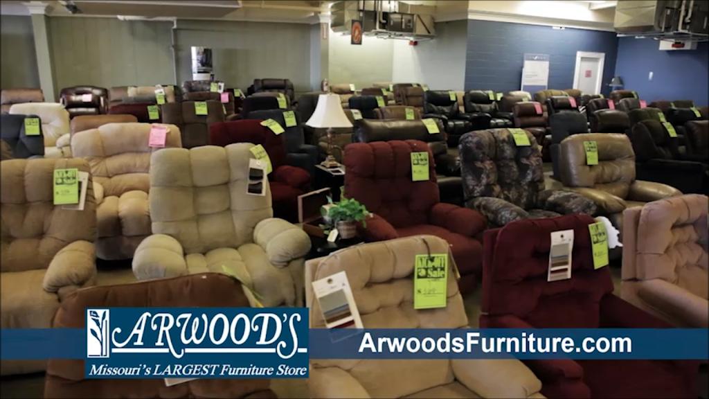 Arwoods Furniture & Mattress - Missouris LARGEST Furniture Sto - furniture store    Photo 5 of 10   Address: 801 Pride Ave, Warrensburg, MO 64093, USA   Phone: (660) 429-2264