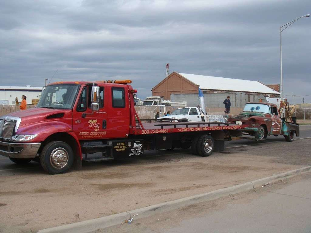 M B Towing Services - car repair  | Photo 1 of 4 | Address: 2732 Co Rd 27, Fort Lupton, CO 80621, USA | Phone: (303) 857-9770