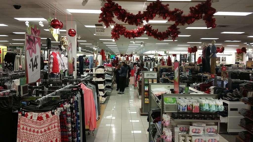 Kohls Secaucus - department store  | Photo 5 of 10 | Address: 3 Mill Creek Dr, Secaucus, NJ 07094, USA | Phone: (201) 553-9143