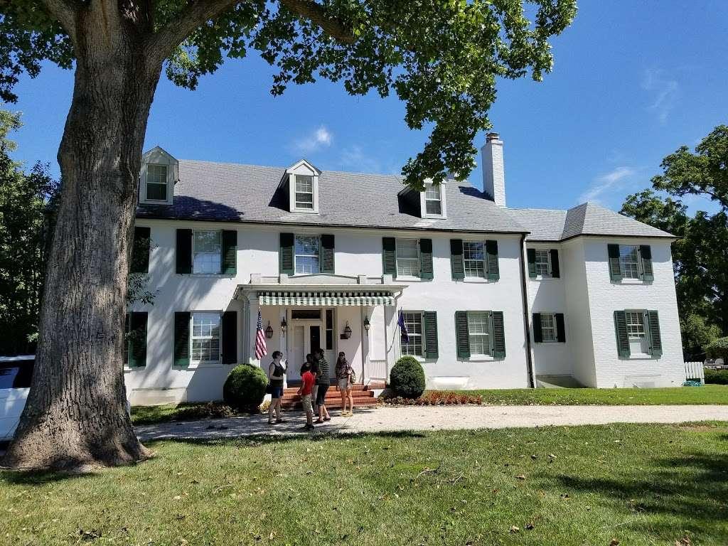Mattapany Manor - museum    Photo 5 of 10   Address: Mattapany Way, Patuxent River, MD 20670, USA