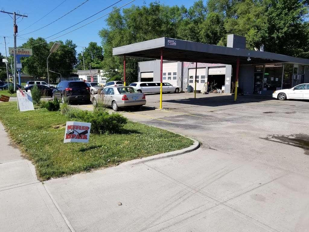 OneStop Auto repair & Tires LLC - car repair    Photo 2 of 5   Address: 10612 Blue Ridge Blvd, Kansas City, MO 64134, USA   Phone: (816) 469-5405