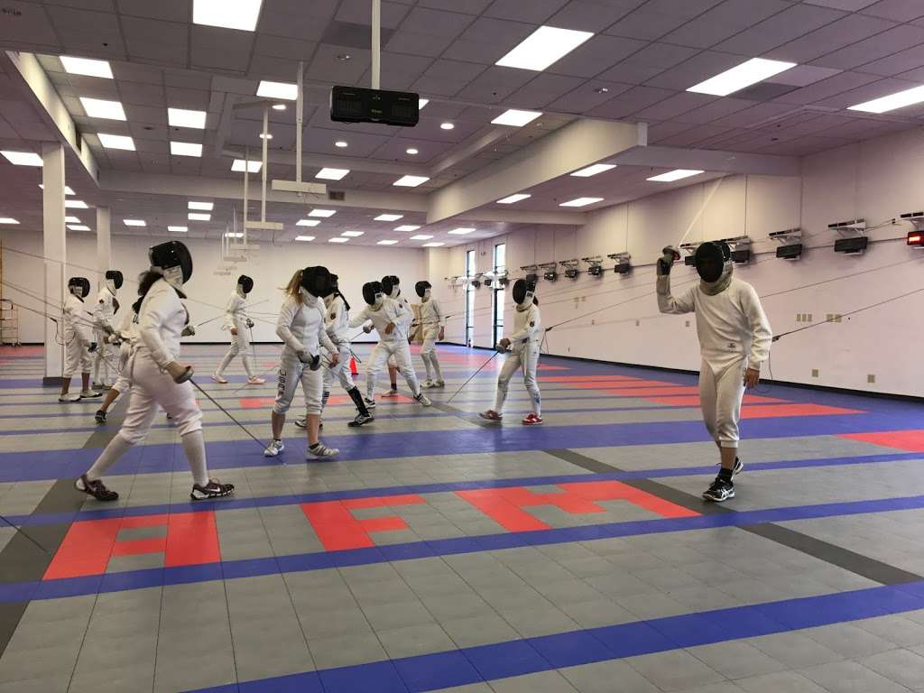 Academy of Fencing Masters - health    Photo 2 of 10   Address: 1269 Forgewood Ave, Sunnyvale, CA 94089, USA   Phone: (408) 542-9580