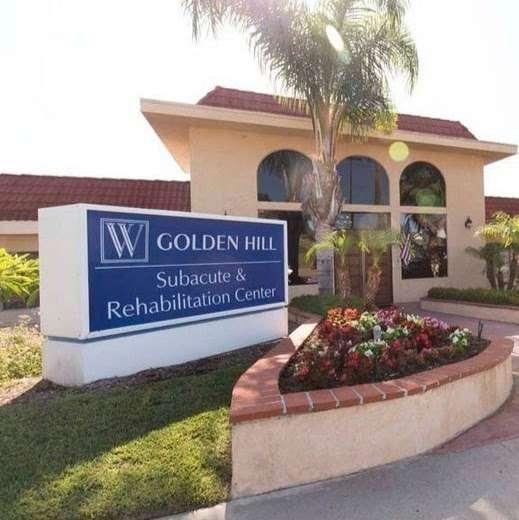Golden Hill Subacute and Rehabilitation Center - health  | Photo 10 of 10 | Address: 1201 34th St, San Diego, CA 92102, USA | Phone: (619) 232-2946