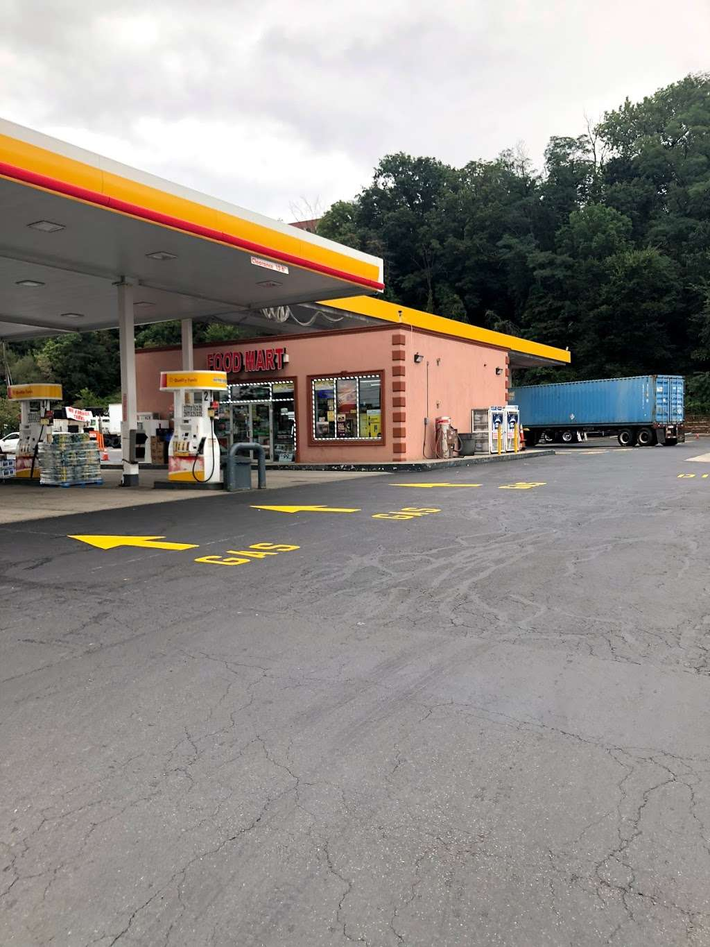 Shell - gas station  | Photo 5 of 10 | Address: 1810 Tonnelle Ave, North Bergen, NJ 07047, USA | Phone: (201) 271-0905