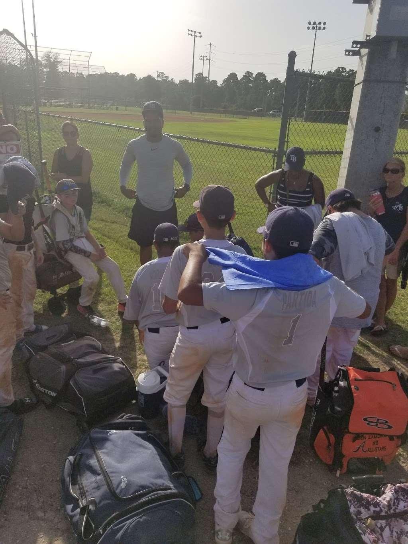 Rothwood Park Baseball - park    Photo 2 of 10   Address: 22430 Rothwood Rd, Spring, TX 77389, USA
