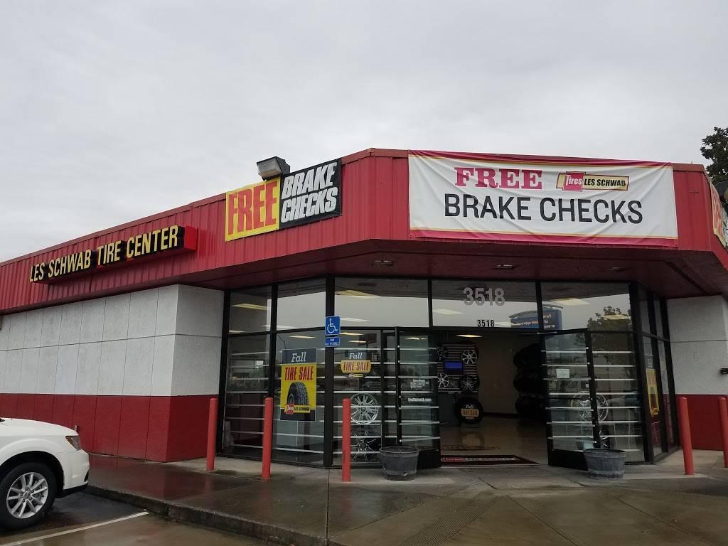 Les Schwab Tire Center - car repair  | Photo 7 of 9 | Address: 3554 E Hammer Ln, Stockton, CA 95212, USA | Phone: (209) 952-8473