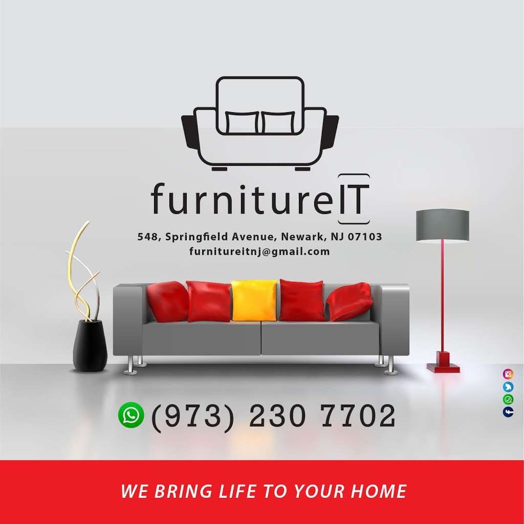 Furniture IT - furniture store  | Photo 5 of 10 | Address: 548 Springfield Ave, Newark, NJ 07103, USA | Phone: (973) 230-7702