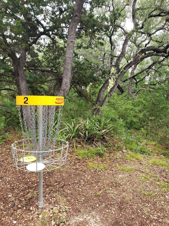 Nw Vista College Disc Golf Course Park 4617 4641
