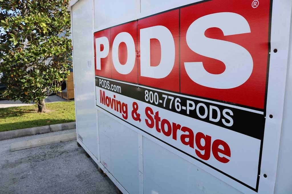 PODS Moving & Storage - moving company  | Photo 2 of 10 | Address: 8500 Clinton Rd, Cleveland, OH 44144, USA | Phone: (877) 770-7637