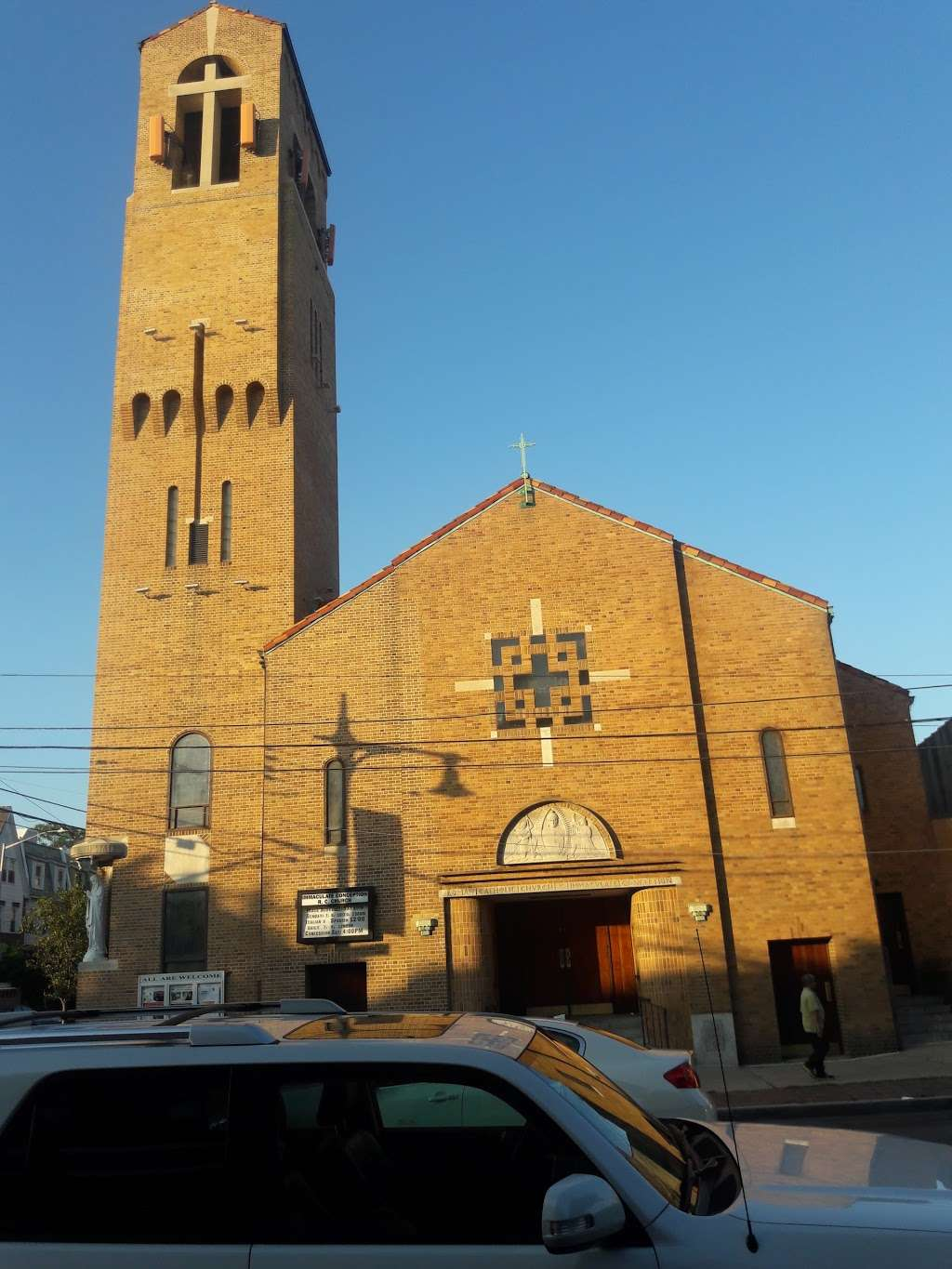 Immaculate Conception Church - church  | Photo 4 of 10 | Address: 2147 29th St, Astoria, NY 11105, USA | Phone: (718) 728-1613