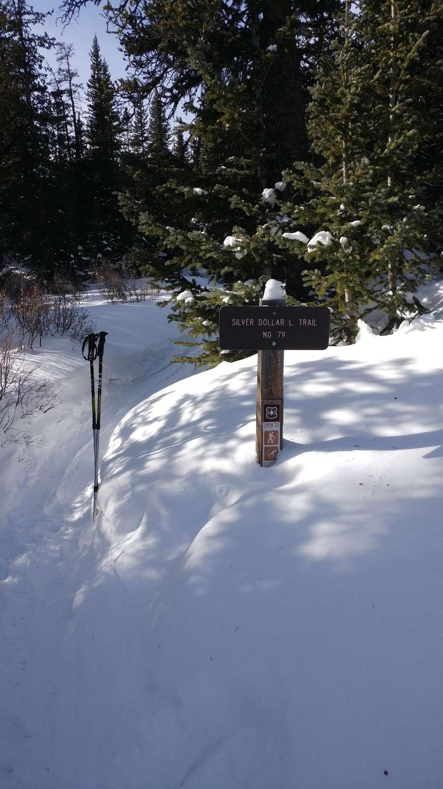 Silver Dollar Lake Trailhead - park    Photo 6 of 10   Address: Dillon, CO 80435, USA