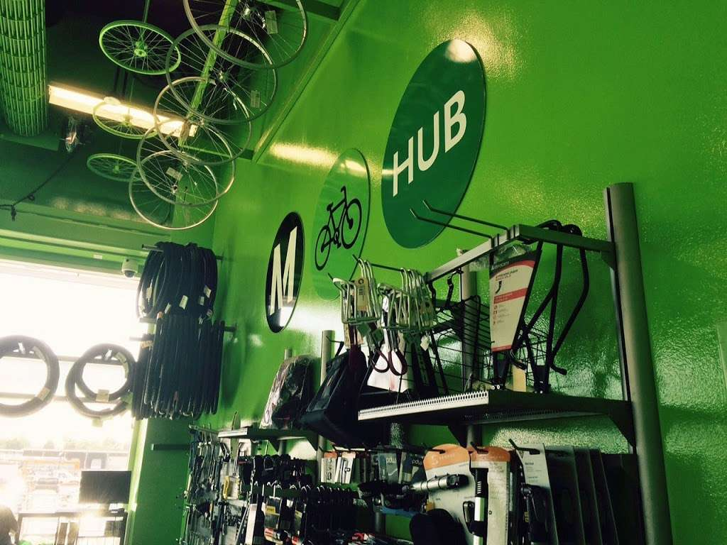 Metro Bike Hub El Monte - parking  | Photo 6 of 8 | Address: 3501 Santa Anita Ave A, El Monte, CA 91731, USA | Phone: (888) 659-2291