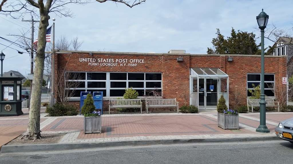United States Postal Service - post office  | Photo 1 of 2 | Address: 110 Lido Blvd, Point Lookout, NY 11569, USA | Phone: (800) 275-8777