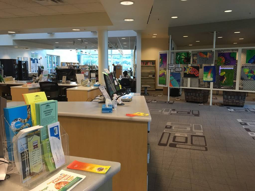 South Valleys Library - library  | Photo 4 of 9 | Address: 15650 Wedge Pkwy, Reno, NV 89511, USA | Phone: (775) 851-5190