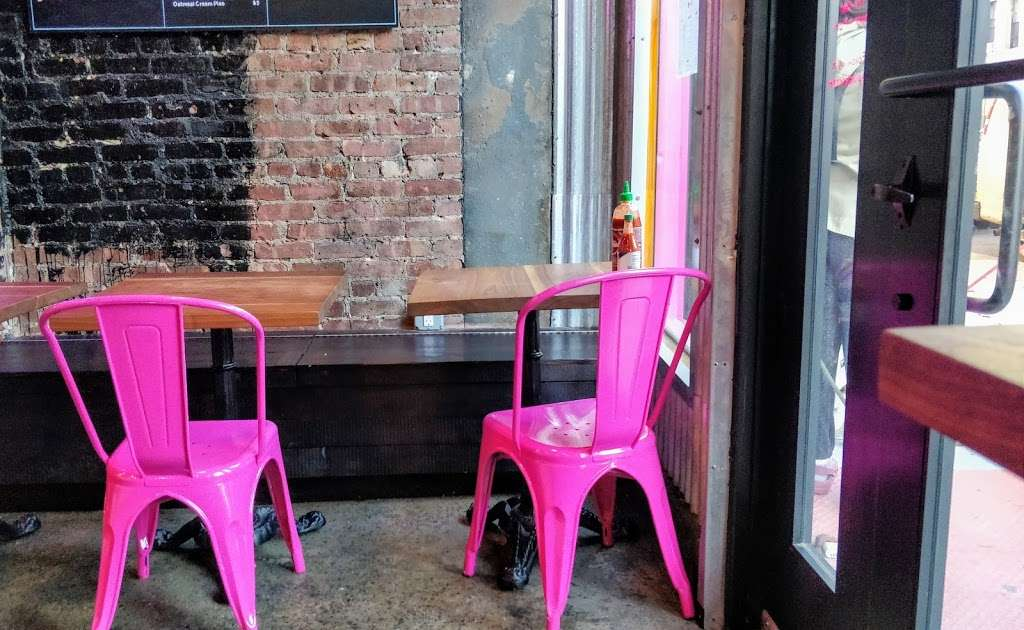 Po Mi - restaurant    Photo 4 of 7   Address: 561 Gates Ave, Brooklyn, NY 11221, USA   Phone: (718) 872-6773