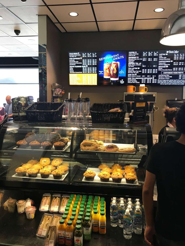 Peets Coffee - cafe    Photo 3 of 10   Address: 300 World Way, Los Angeles, CA 90045, USA