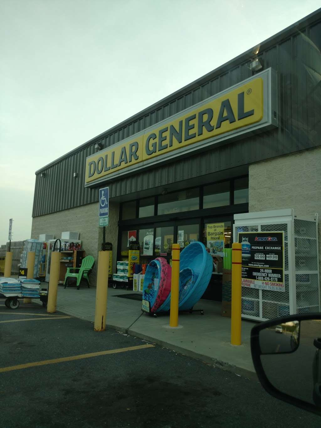 Dollar General - home goods store  | Photo 3 of 10 | Address: 560 S 7th St, Akron, PA 17501, USA | Phone: (717) 859-8037