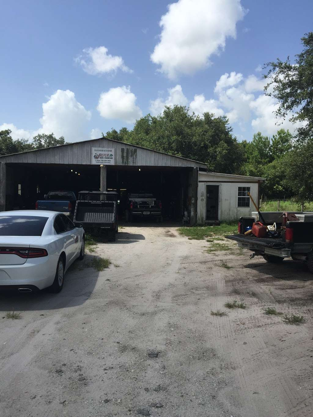 B & B On Road Auto Repair - car repair  | Photo 6 of 9 | Address: 710 S Canoe Creek Rd, Kenansville, FL 34739, USA | Phone: (407) 908-4173