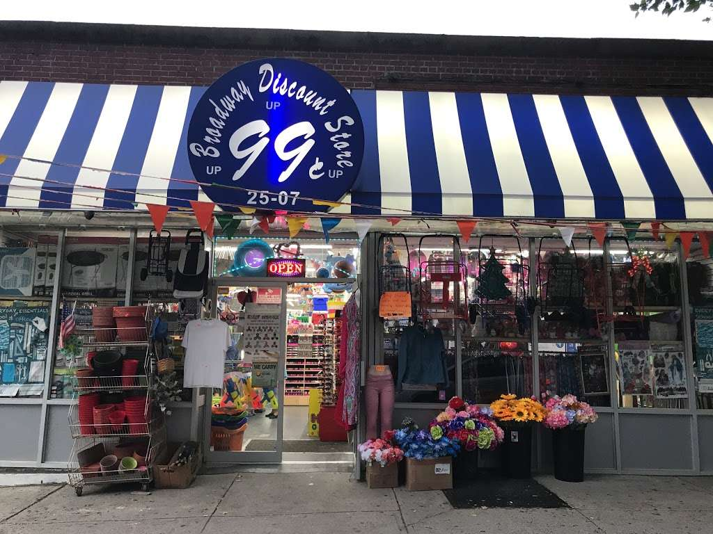 Broadway 99c Discount Store - store  | Photo 2 of 4 | Address: 25-07 36th Ave, Queens, NY 11106, USA | Phone: (718) 784-2135