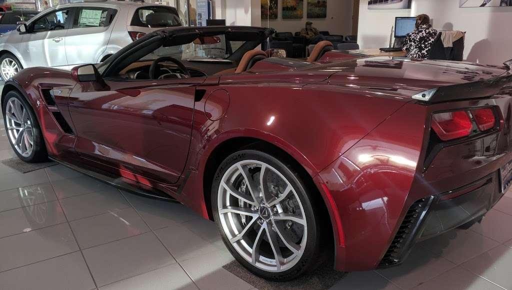 Fred Beans Chevrolet >> Fred Beans Chevrolet Car Dealer 845 N Easton Rd Doylestown Pa