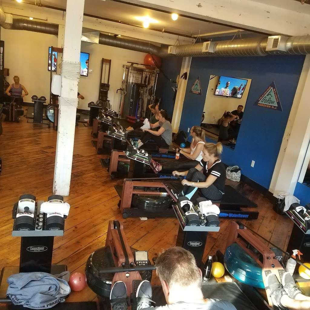 GoRow Studios - gym  | Photo 2 of 10 | Address: 1422 Grand St, Hoboken, NJ 07030, USA | Phone: (201) 448-5769