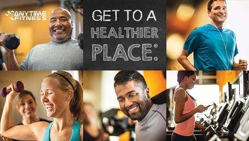 Anytime Fitness 5409 Potter Rd Stallings Nc 28104 Usa