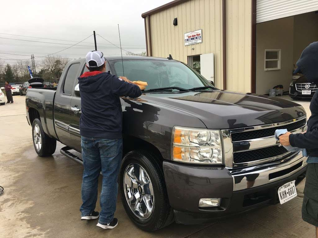 The Auto Sales Place and Hand Car Wash - car dealer  | Photo 7 of 10 | Address: 14129 Hiram Clarke Rd, Houston, TX 77045, USA | Phone: (832) 275-9116