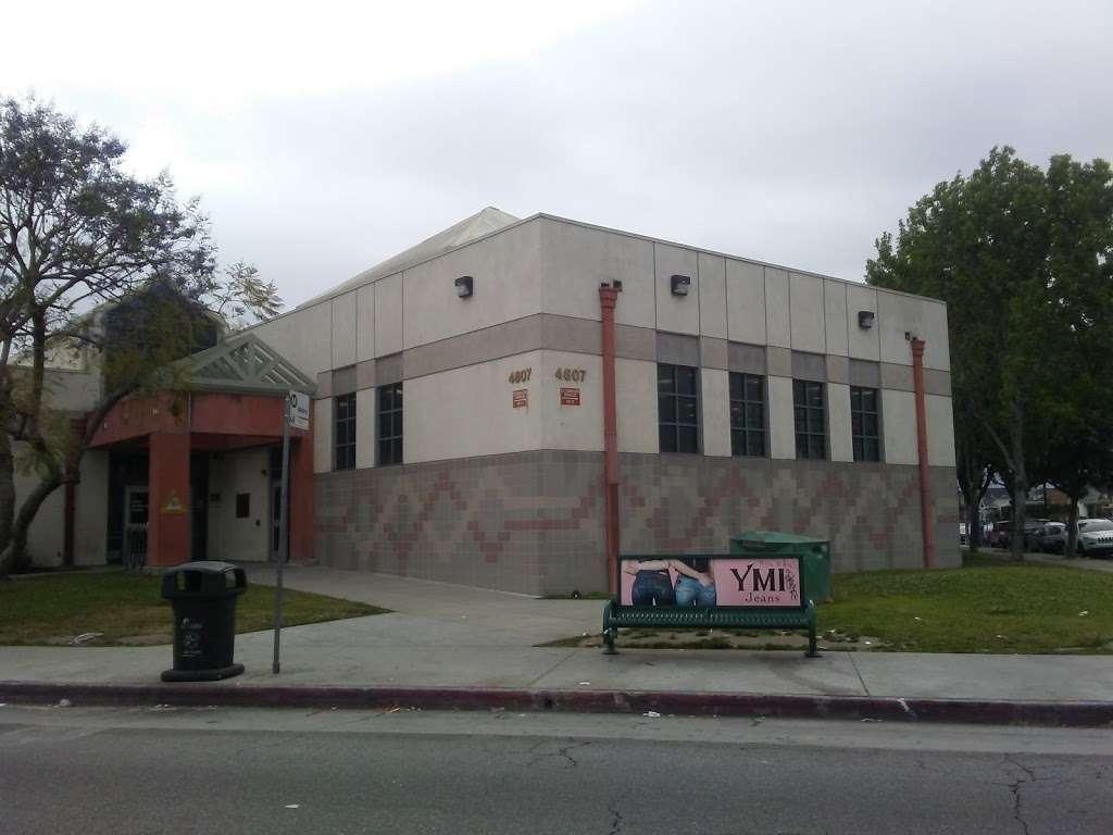Junipero Serra Branch Library - library  | Photo 1 of 8 | Address: 4607 S Main St, Los Angeles, CA 90037, USA | Phone: (323) 234-1685