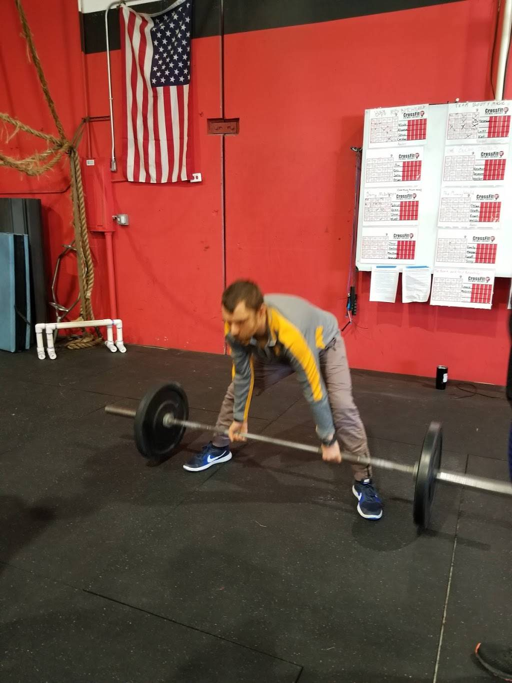 CrossFit Primal Energy - gym    Photo 8 of 10   Address: 2820 SE 8th Ave, Portland, OR 97202, USA   Phone: (971) 319-1750